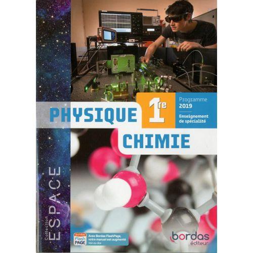 Achat Physique Chimie 1ere S Pas Cher Ou D Occasion Rakuten