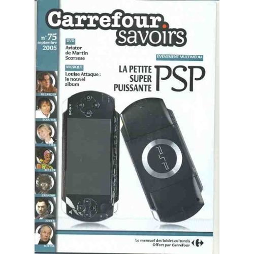 Psp Carrefour Pas Cher Ou Doccasion Sur Rakuten