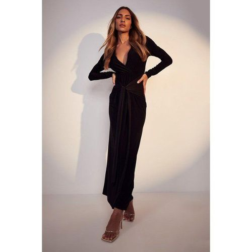 f50cf1d85 robe longue drapee pas cher ou d'occasion sur Rakuten
