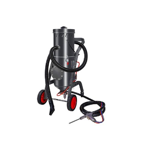 Tout Le Systeme D N 95 Une Sableuse
