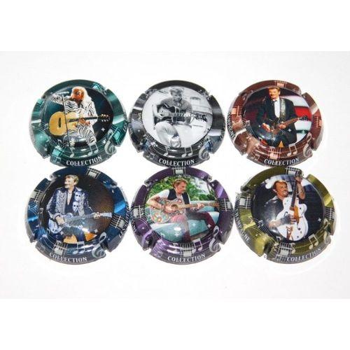 Série de  16 NOUV cartes jeux capsules champagne DANGIN Patrice