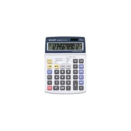 Sharp EL-M711G Calculatrice 10 chiffres