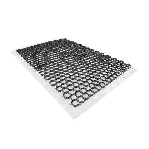 Nidagravel stabilisateur de graviers 4cm noir 1,20m x 2,40m