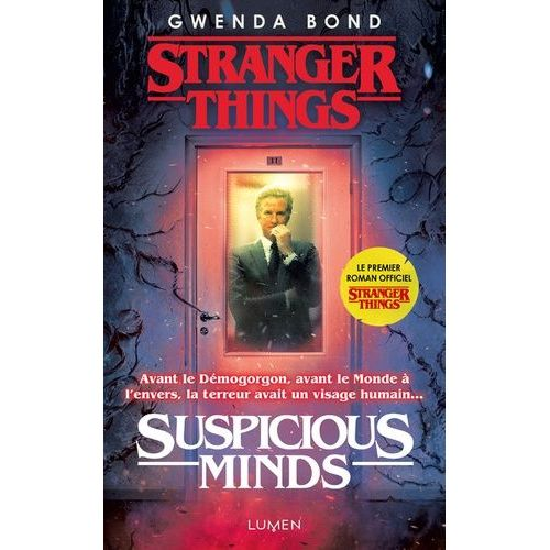 Ebook Stranger Things Suspicious Minds