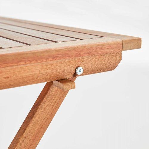 table bistrot pliante pas cher ou d\'occasion sur Rakuten