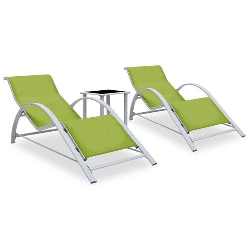 table de jardin avec chaises en aluminium pas cher ou d ...