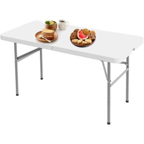 Table plastique pliante pas cher ou d\'occasion sur Rakuten