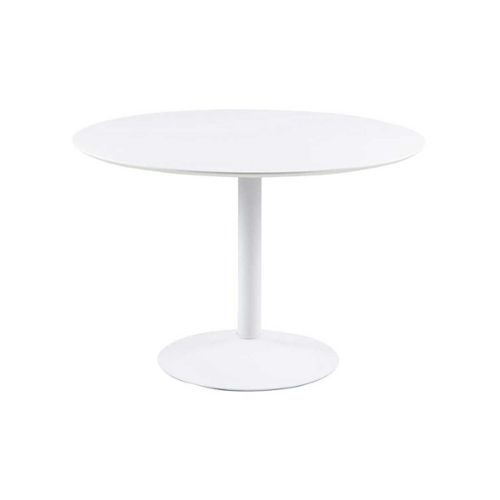 Achat Table Ronde Blanche Ikea Pas Cher Ou D Occasion Rakuten