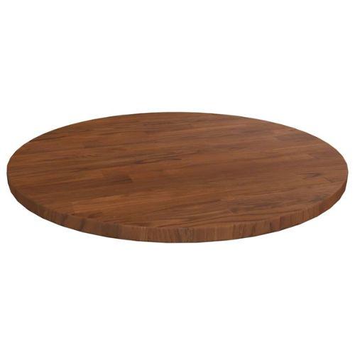Table ronde chene massif pas cher ou d\'occasion sur Rakuten
