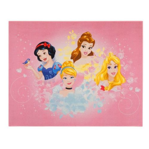 GUIZMAX Tapis Disney Princesse 60 x 40 cm