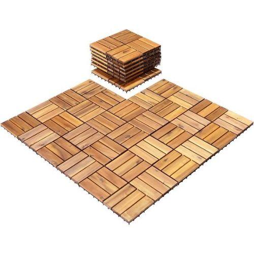 Terrasse En Caillebotis Bois Pas Cher Ou D Occasion Sur Rakuten