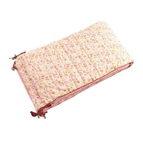 Tour de lit bebe rose pas cher ou d\'occasion sur Rakuten