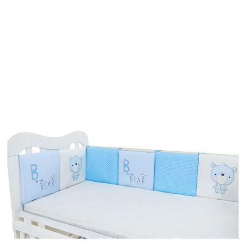 Tour de lit bleu pas cher ou d\'occasion sur Rakuten