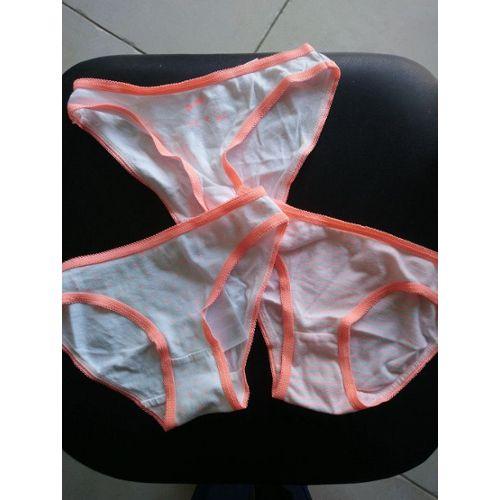 Ozabi Culottes Enfant Licence Miraculous en Coton Multicolore