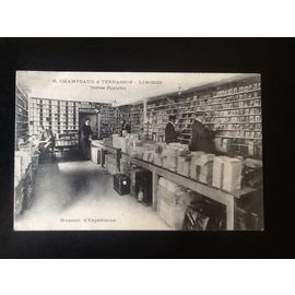 Top Collection G Champeaud Et Terrasson Limoges Cartes Postales Magasin D Expéditions