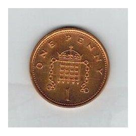 1 penny 2000 elizabeth 2 D G REG F D | Rakuten