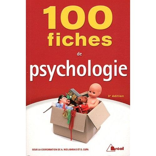 100 Fiches De Psychologie Sciences Humaines Et Spiritualite Rakuten