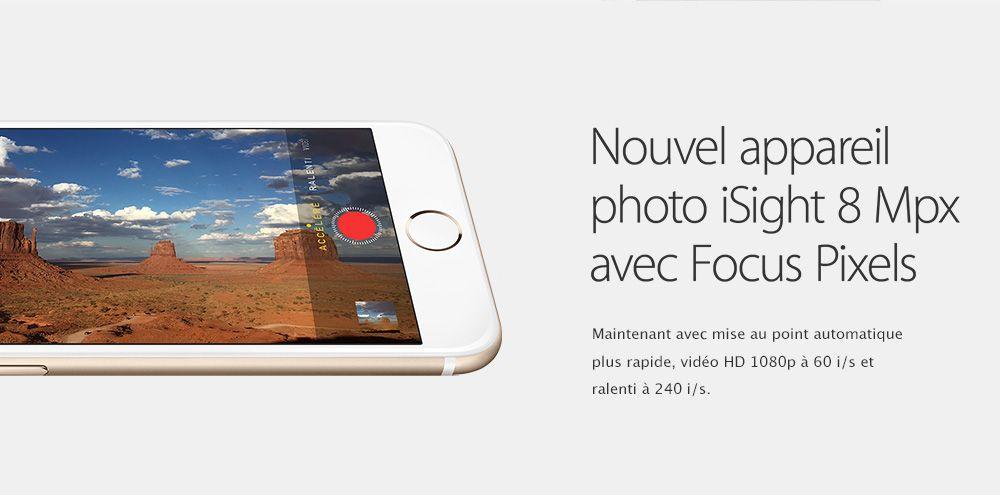 Apple iPhone 6 64 Go Or_image_7|Rakuten