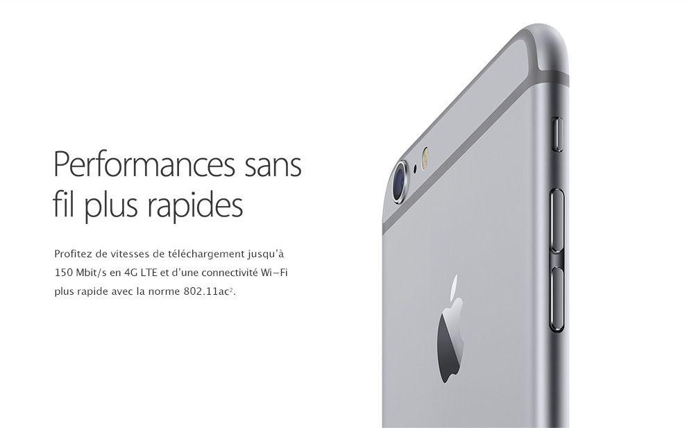 Apple iPhone 6 64 Go Or_image_8|Rakuten