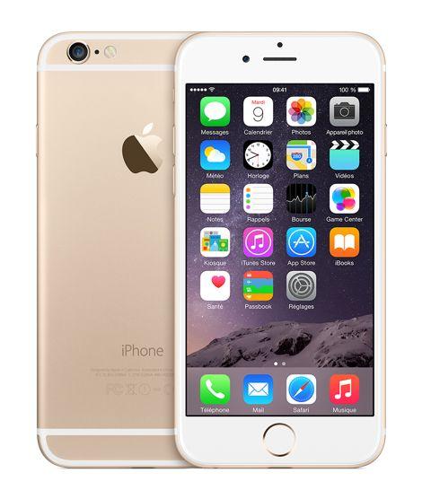 Apple iPhone 6 64 Go Or_image_1|Rakuten