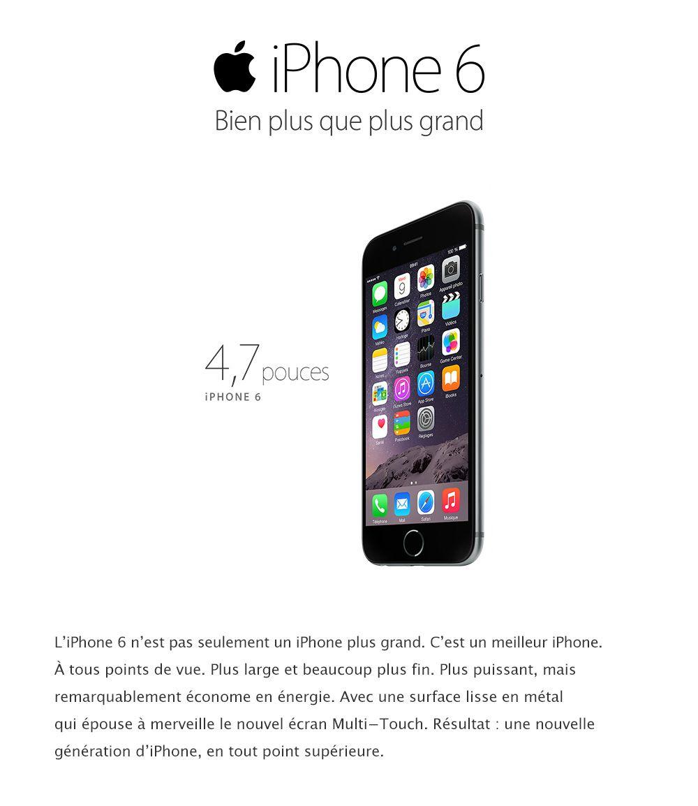 Apple iPhone 6 64 Go Or_image_2|Rakuten