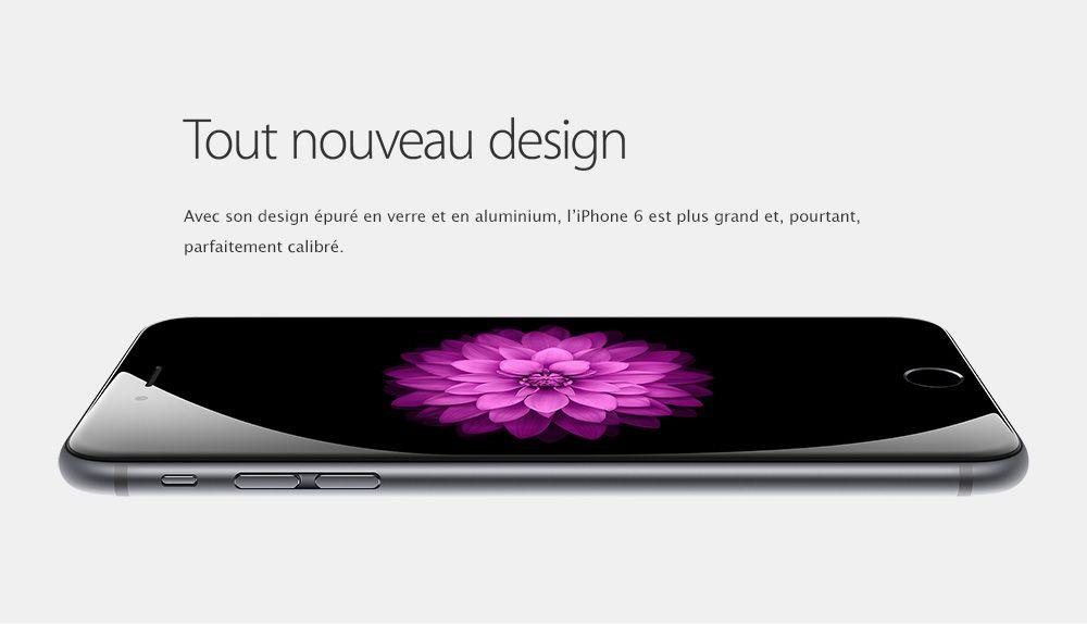 Apple iPhone 6 64 Go Or_image_3|Rakuten
