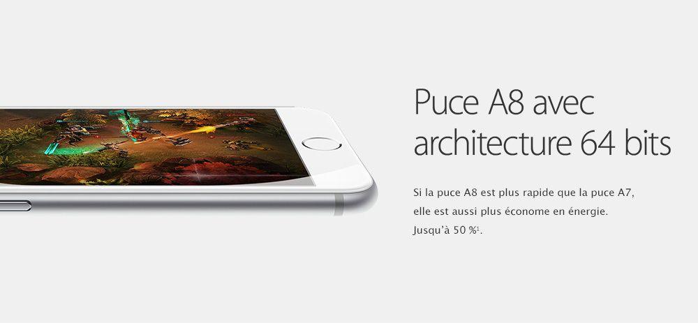 Apple iPhone 6 64 Go Or_image_5|Rakuten