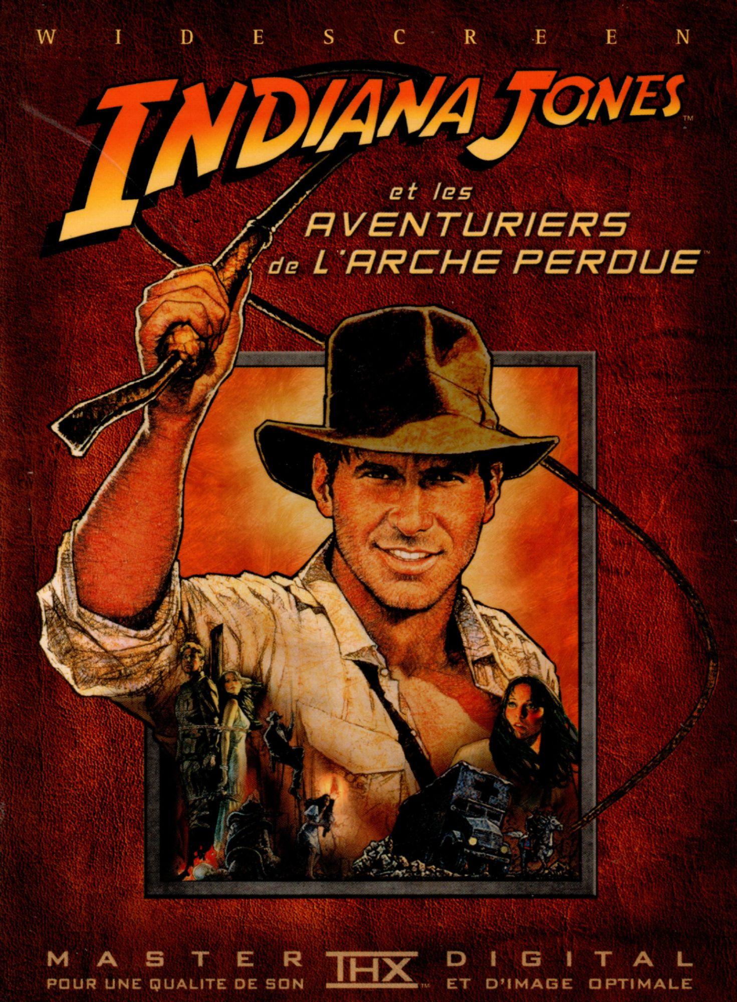 Indiana Jones: Les Aventuriers De L'arche Perdue | Rakuten