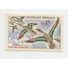Oiseau année 1960 n°1275