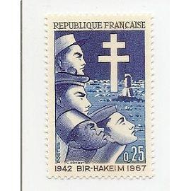 Anniversaire de Bir-Hakeim 1967 n°1532
