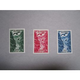 Andorre Poste aérienne timbre neuf