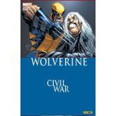 """Wolverine N° 159 ( Avril 2007 ) : """" Vengeance """" ( Civil War )"""