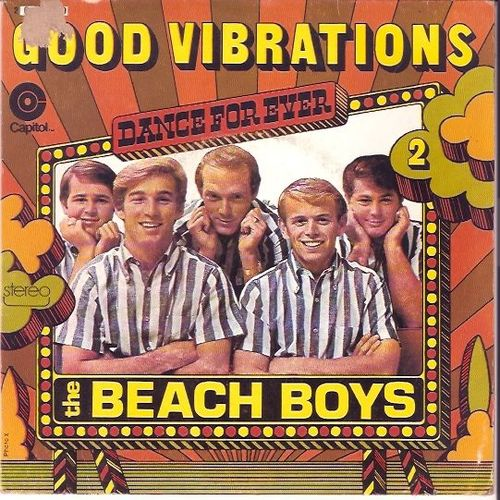 Good vibrations - Vinyle | Rakuten