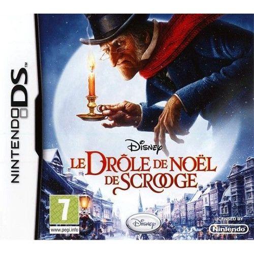 Le Drole De Noel De Scrooge A Christmas Carol Nds Rakuten