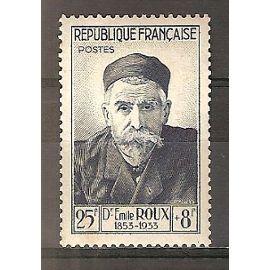 france, 1954, célébrités & personnages célèbres (dr émile roux), n°993, neuf.