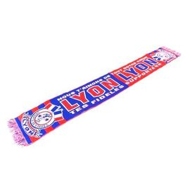 speical offer quality design finest selection Echarpe Supporter Olympique Lyonnais Lyon Ol