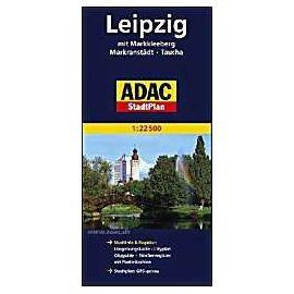 Leipzig - 1/20 000 - Collectif