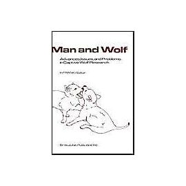 Man and Wolf - H. Frank
