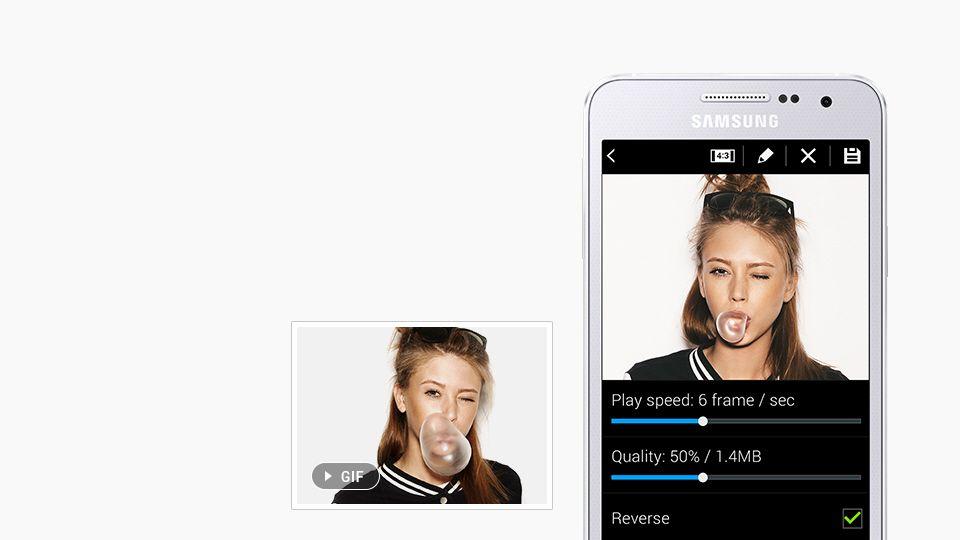 Samsung Galaxy A3 16 Go Double SIM Blanc perle_image_7|Rakuten