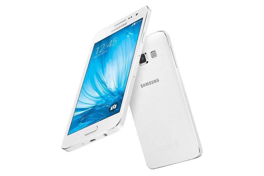 Samsung Galaxy A3 16 Go Double SIM Blanc perle_image_2|Rakuten