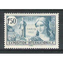 france, 1937, propagande pour l