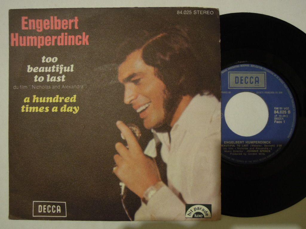 Humperdinck - CD & Vinyles d'Occasion ou neufs - Comparez