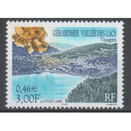 Gérardmer-Vallée des lacs (Vosges) . Année 2000 n°3311 Yvert et Tellier