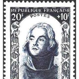 france 1950, très bel exemplaire yv. 872 - lazare hoche, neuf** luxe