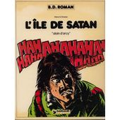 """L'ile De Satan """"Alain D'arcy-"""