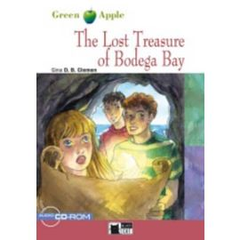 The Lost Treasure Of Bodega Bay - (1cd Audio) - Gina-D-B Clemen
