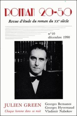 N10 Études Sur Chaque Homme Dans Sa Nuit de Julien Green