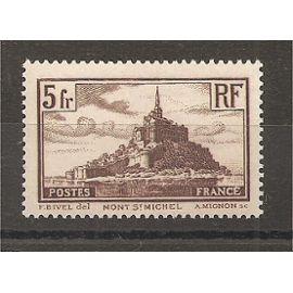 260 (1929) Mont Saint-Michel N* (côte 25e) (3152)