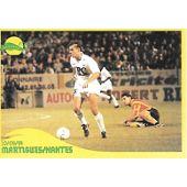 N°042 ERIC DURAND # FRANCE FC.MARTIGUES CARD CARTE PANINI FOOT 1996