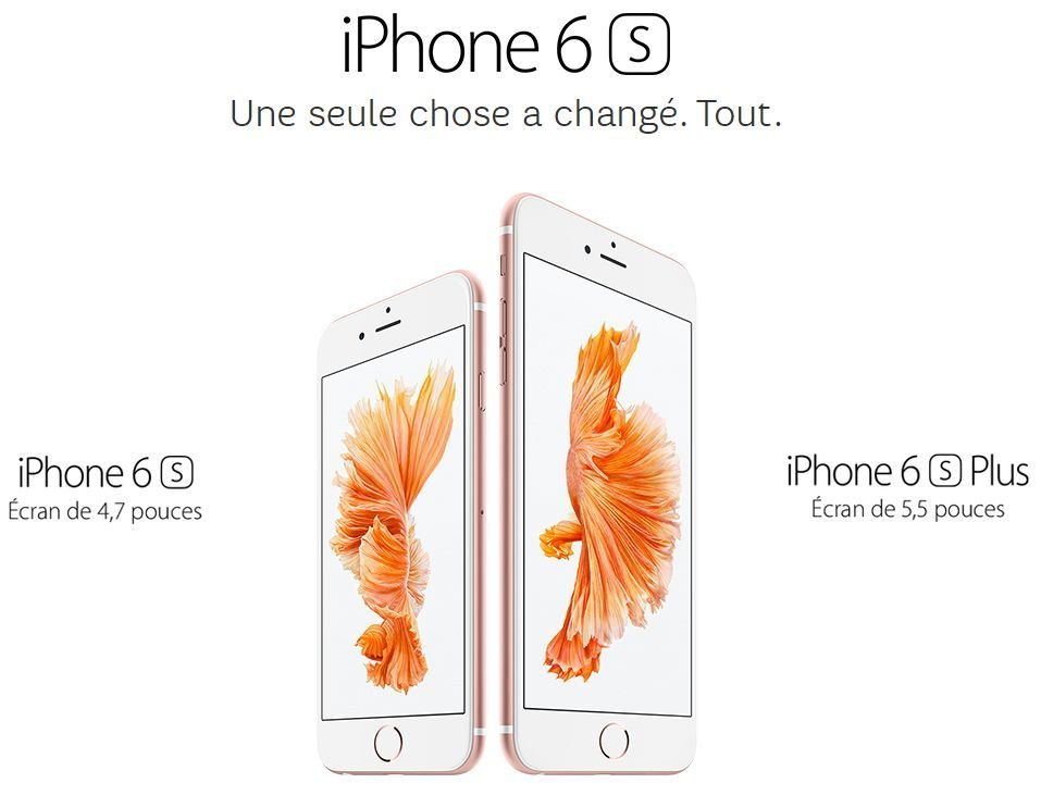 Apple Iphone 6s 128 Go Rose Gold